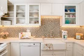 shabby chic kitchen furniture. 2 the right backsplash shabby chic kitchen furniture