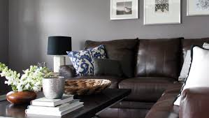 gray wall brown furniture. Beautiful Abbyson Living In Room Contemporary With Brown Sofa Next To Couch Gray Walls Alongside Wall Furniture U