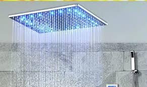 installing rain shower head beautiful installing rain shower head rain shower touch rain installing a ceiling installing rain shower head