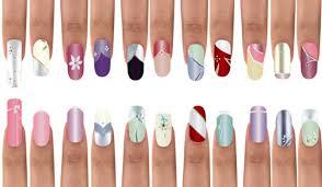 Easy Nail Designs For Beginners At Home Step Step Nail Arts Cheap ...