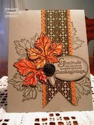Homemade Thanksgiving Cards Barca Fontanacountryinn Com
