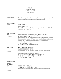 A Resume Objective Sample Objectives For Sales Throughout How To