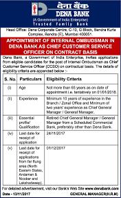 Job Chief Customer Service Officer Mumbai City Banking