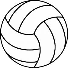 Small Picture Volleyball Coloring Pages diaetme