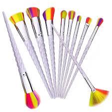 unicorn brushes. unicorn-brushes unicorn brushes f