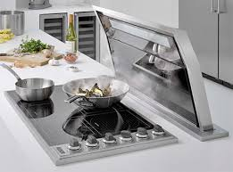 cooktop with vent. Downdraft Range Hood Viking Exhaust System Cooktop With Vent O