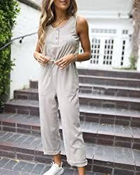 Women's Fashion Jumpsuit - Amazon.com