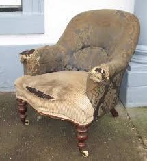 Armchair Upholstery Antique Upholstered Furniture Comfy Antique Armchair 525