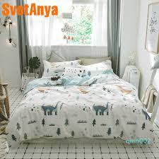 whole full size dinosaur bedding