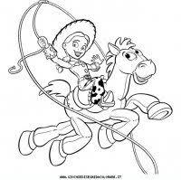 Disegni Da Colorare Toy Story Disegni Dei Personaggi Disney Pixar