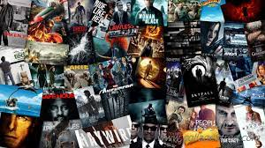 Horror Movie Collage Wallpaper posted ...
