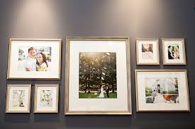 amazing of wedding wall photo frames 1000 images about picture frame display ideas on
