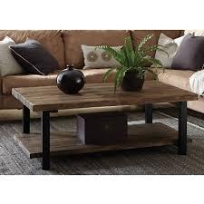 rustic dark wood coffee table by size smartphone medium