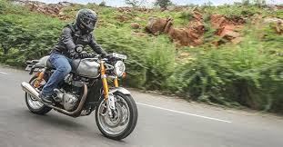 triumph thruxton r review first ride