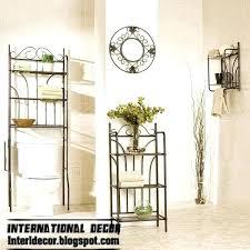 extraordinary wrought iron wall shelf casual shelves floor fashion wrought iron