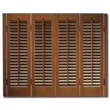 faux plantation shutters