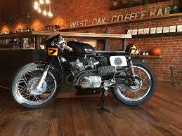 the honda cb by denton moto motorcycle cruiser cafe cb160