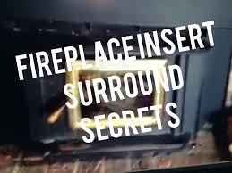 how to remove pacific energy fireplace insert faceplate surround you