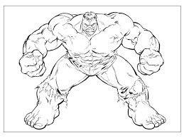 Disegni Da Colorare Bambino Hulk Avec Migliori Lhulk Colorare 26
