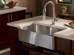 Stainless Steel Sinks And Modern Kitchen Faucets Quick Kitchen