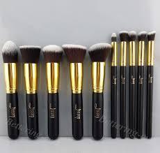 new professional makeup set pro kits brushes kabuki makeup cosmetics brush tool in health beauty makeup makeup tools accessories