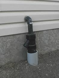 sump pump discharge pipe. Interesting Pump Discharge Pipe Typical Sump Pit On Sump Pump Pipe E