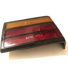 Rover 200 Rear Lights Rover 200 Sd3 213 216 84 89 Drivers Side Right Os Rear Tail Light Lamp Freepost