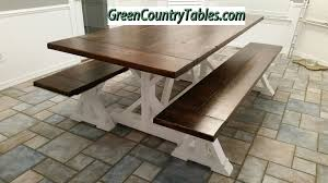 green country tables farmhouse table and chairs farm tables