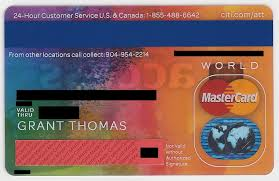 citi bank travel card