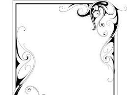 simple frame design. Simple Ornament Frame Vector Material 02, Thumb Design