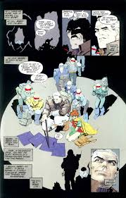 Reading Frank Miller s Batman The Dark Knight Returns part 6.