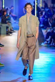 Cerruti Designer Cerruti 1881 Spring 2019 Menswear Paris Collection Vogue