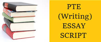 pte writing essay script model essays decoded in this type of essay writing you are asked whether you are agree or disagree the statement look at the following topic