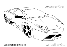 Small Picture Lamborghini Coloring Pages To Print Archives Best Coloring Page