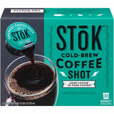 While it's close in temperature to its cool cousin, cold brew coffee is markedly different than your classic iced coffee. King Soopers Stok Cold Brew Coffee Shots 24 Count 10 55 Fl Oz