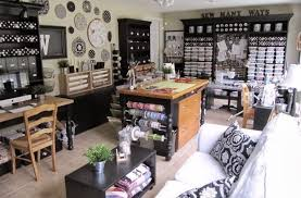 Repurpose Your Old Furniture and Create the Perfect Sewing Room