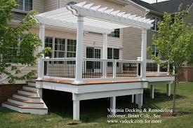 Trex Deck Design Ideas Home Design Ideas - Exterior decking materials