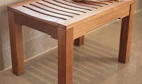 bench waterproof legs depot for beautiful shaving shower seat wood wooden plans corn teakwood teak home