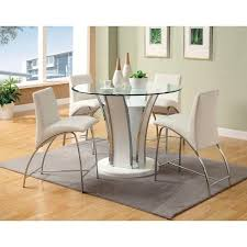 36 round glass dining table find inside top decor 19