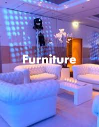 black event furniture table and chair hire for weddings parties and events blacks furniture