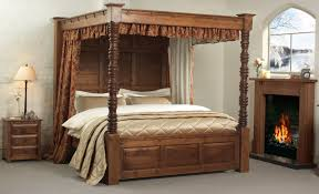 Queen Bed Canopy Cover & King Bed Canopy Cover Bedroom Queen Sets ...
