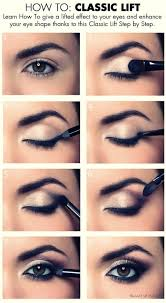 makeup for diffe types of eye shapes eyelinerforbeginners