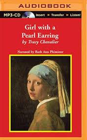 earring essay girl pearl