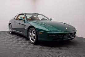 Autotrader Find 1997 Ferrari 456 Gt A With 11 000 Miles Autotrader