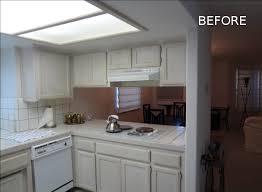 ... Centered Fluorescent Light Panels. San Luis Kitchen Co 58