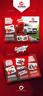 Car Wash Flyer Templates By Grafilker | Graphicriver