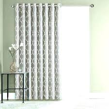 curtains over sliding door sliding door curtains