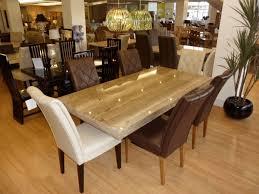 Granite Top Kitchen Table Set Harmonize Kind Of Granite Top Dining Table In Modern Kitchen
