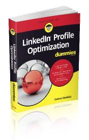 get a linkedin makeover professional linkedin profile optimization linkedin profile optimization for dummies book