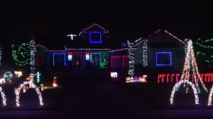Christmas Lights House Synchronized Music Videos Of Christmas Lights Synchronized To Music Pogot